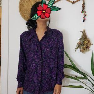 Vintage Pendleton blouse